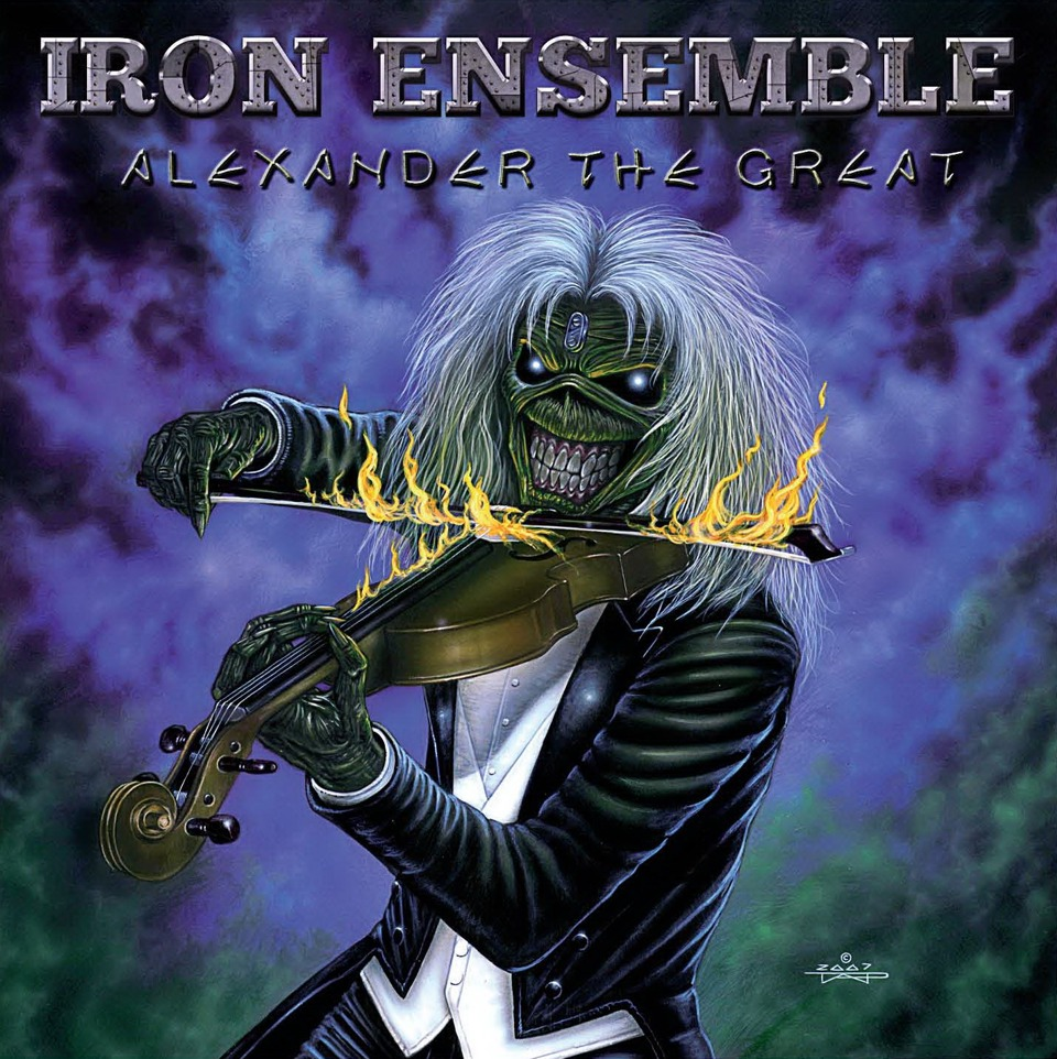 Iron Ensemble Alexander The Great